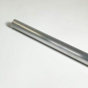 Buis aluminium brut afwerking