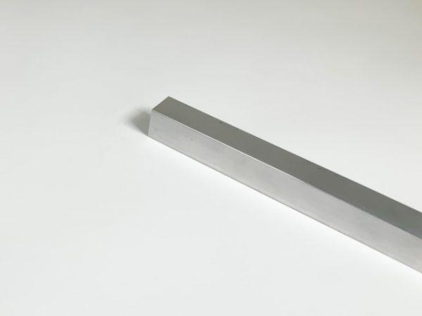 Koker in aluminium