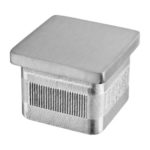Inslagdop / eindkap voor koker 40x40 RVS 304 Easy Hit