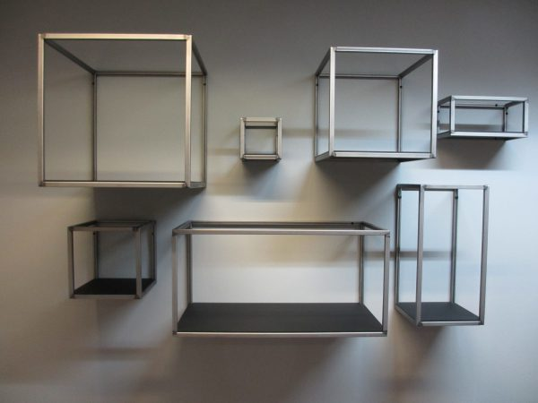 modulair kubus ontwerp
