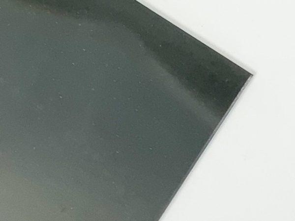Plaat Cortenstaal niet geoxideerd