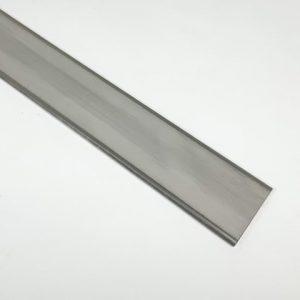 Strip RVS 304 brut (ongeslepen)
