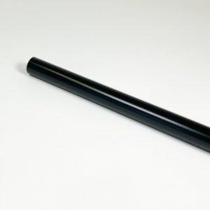 Buis RAL 9005 zwart mat gecoat